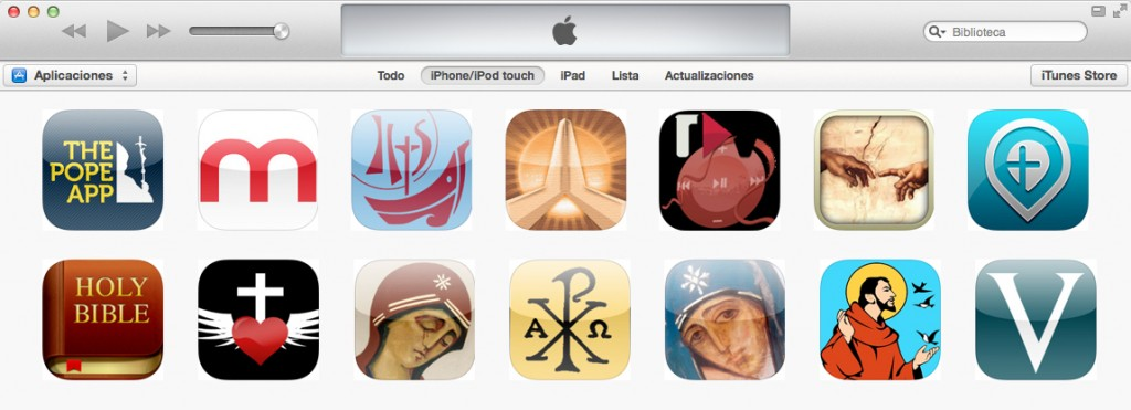 Apps Catolicas