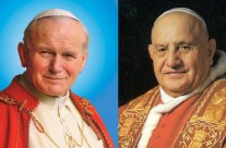 Tiempo histórico de papas santos