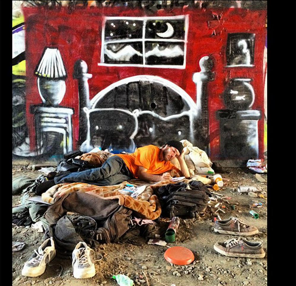 Homeless60912