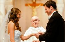 Protocolo de una boda religiosa católica